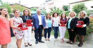 Mudanya Belediyesi  kursiyerlerinin emeği  sergiyle taçlandı
