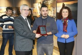 Bursa'da Kış  ödülleri sahiplerini buldu