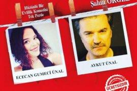 'Aşk bir şey değildir' Mudanya'da sahnelecek.