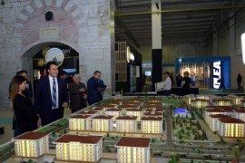İnşaat Fuarı'nda Osmangazi Standına Yoğun İlgi