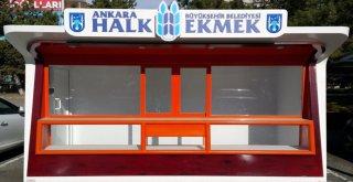 HALK EKMEK'TE BÜFE ÇEKİLİŞİ