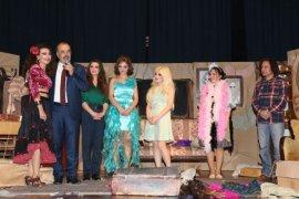 Mudanya'dan Artist Pakize rüzgarı geçti