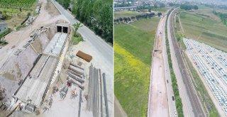 Kocaeli Salim Dervişoğlu Caddesi duble yol oluyor