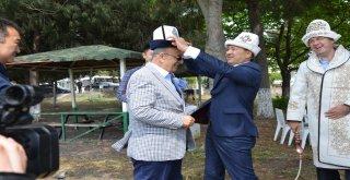 İznik Gölü Kenarında Kırgız Şenliği