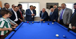 Başkan Acar Lütfiyeli  gençlerle buluştu
