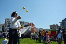 Mudanya'da Bayram Coşkusu