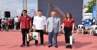 Başkan Albayrak 19 Mayıs Atatürk'ü Anma Gençlik ve Spor Bayramı Etkinliklerine Katıldı