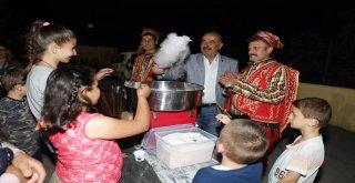 Mudanya'da ramazan coşkusu sürüyor