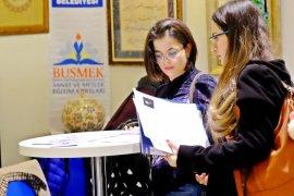 BUSMEK 'Kariyer Günleri'nde