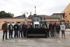 Mudanya  Belediyesi araç filosunu  güçlendiriyor