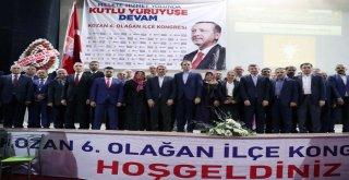 AK Parti'de Kongreler Devam Ediyor