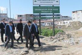 Osmangazi'den Sırameşeler'e Çifte Hizmet