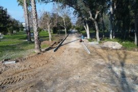 Yaşar Kemal Yürüyüş Ve Koşu Parkuru'na Yeni Çehre