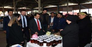 AK Parti Kadın Kolları'ndan yerli üretim etkinliği