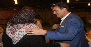 Başkan Dündar, Şehit Aileleri ve Gazilerle İftarda Buluştu