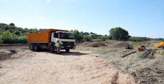 Mudanya Belediyesi'nden 6 Mahalleye Halı Saha