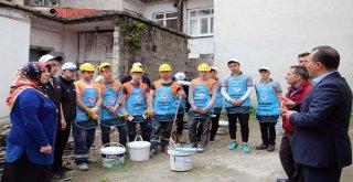 Büyükşehir'in desteklediği proje meyvelerini vermeye başladı