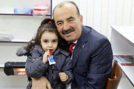 """Başkan Türkyılmaz :""""siz isteyin,biz  gerçekleştirelim"""""""