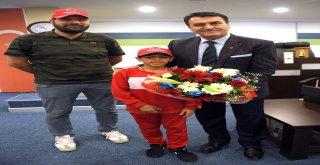 Başkan Dündar, Mardinli Terör Mağduru Çocukları Ağırladı
