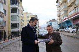 Başkan Eroğlu: 2018'de 70 bin ton asfalt dökeceğiz