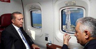 İstanbul Büyükşehir Belediye Başkan adayı Binali Yıldırım'ın Anadolu yakasına AKM vaadi