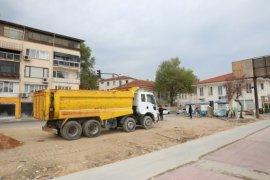 Mudanya'da  'Atapark'  Heyecanı