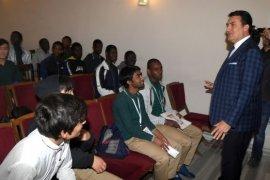 7 Bölgeden 7 Kıtaya Öğrenciler Osmangazi'de Buluştu
