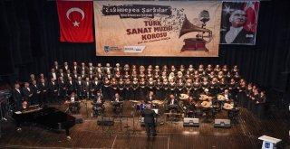 Başkent'te Türk Sanat Müziği Rüzgarı