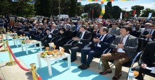 Bakan Fakıbaba ,Balıkesir'de mutlu  ayrıldı