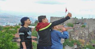Büyükşehir'den şehit ve gazi çocuklarına Ankara turu