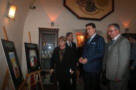 Osmangazi'de 'Yavuz Sultan Selim Han ve Divanı' Sergisi