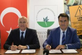 Osmangazi Belediyesi'nden Çevre Dostu Protokol