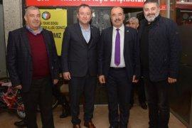 CHP Nilüfer'e ''hayırlı olsun'' ziyareti