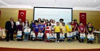 Görme Engelli Öğrenciler Bilgide Yarıştı