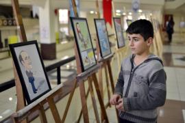 Uluslararası Karikatür Yarışması sonuçlandı
