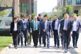 Başkan Aktaş, Bursa Teknik Üniversitesi´nde