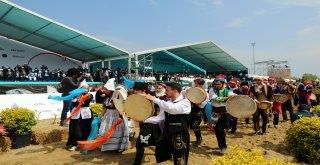 Başkan Uysal 'dan müjde : 'gençler geleneksel sporları her zaman yapabilecek'