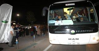 Osmangazide Gelecek Tarihle Buluşuyor