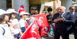 Van,Biz Anadoluyuz Projesi Konuklarını ağırladı