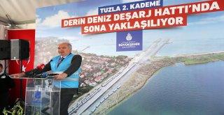 """Başkan Uysal: """"İstanbul'daki atıksuların yüzde 99'u arıtılıyor"""""""