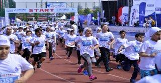 Dünyanın en büyük Çocuk Maratonu 4.kez koşulacak.