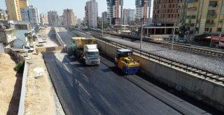 Alparslan Türkeş Bulvarı'nda İlk Etap Tamam
