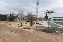 Eski stadyum alanı Bursa'ya nefes aldıracak