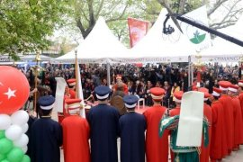 Bursa'da Fetih Coşkusu Başladı
