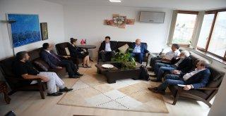 Başkan Dündardan Kosovada Önemli Ziyaretler