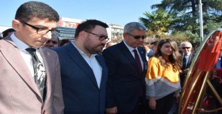 CHP BURSA İL ÖRGÜTÜ ATA'NIN HUZURUNDAYDI