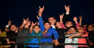 Şanlıurfalılar, Başkan Sözlü'yü 'Bozkurt' lu Karşıladı