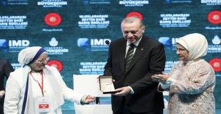 """BAŞKAN UYSAL """"ZEYTİN DAĞI BARIŞ ÖDÜLLERİ TÖRENİ""""NE KATILDI"""