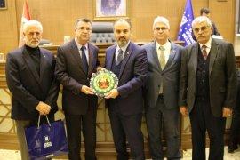 Başkan Aktaş, 'Bursa için gayretle çalışıyoruz'