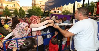 Dünya Süt Günü'nde vatandaşlara sütlaç dağıtıldı
